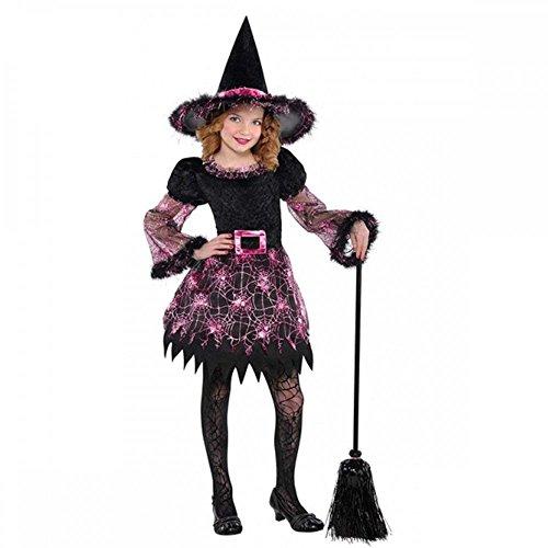 amscan International 999682 Costume de sorcière de Darling 8-10 Ans