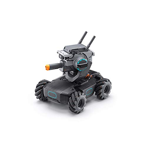 DJI Intelligent Educational Robot STEM Toy Robomaster S1 with Programmable Modules, Scratch and...
