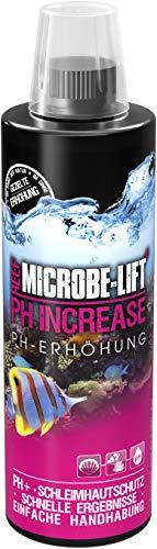 MICROBE-LIFT 9042-L pH-Increase - PH Erhöhung einfach und sicher im Meerwasser Aquarium, L