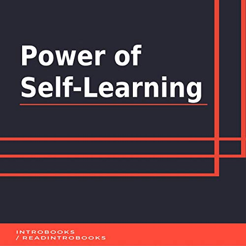 Power of Self-Learning cover art