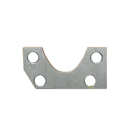Preisvergleich Produktbild ATIKA Ersatzteil Gegenmesser für Gartenhäcksler GHB 760 A ***NEU***
