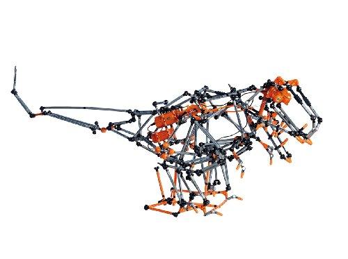 Playtastic Kinder-Baukästen: XXL Konstruktionsspielzeug Profi 626 Teile, PIR-Sensor, Motor (Konstruktionsbaukästen Kinder)