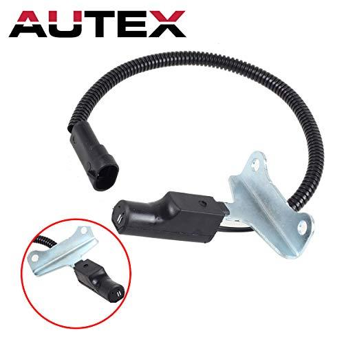 AUTEX 1pc Crank Shaft Crankshaft Position Sensor PC38 56027272