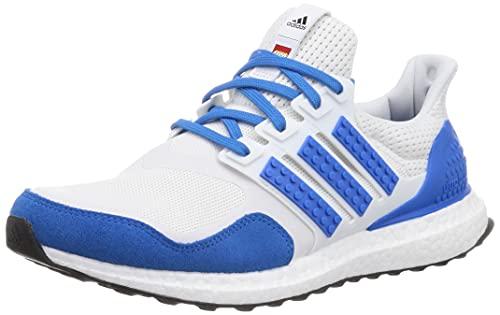 Adidas Ultraboost DNA Lego Calzado Deportivo Running para Hombre Color Cloud White/Shock Blue Talla 45 1/3