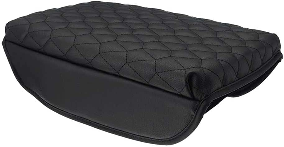 SAXTZDS Car Leather Non-Slip dust-Proof for Pad Fit Box Armrest Finally resale start Brand new