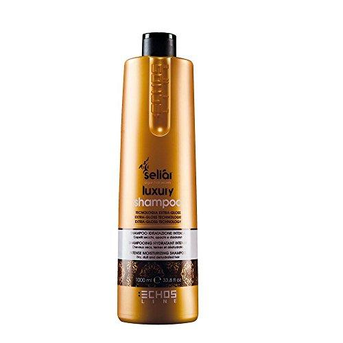 Seliar Luxury Shampoo 1000 ml intensive Feuchtigkeitsversorgung - Echosline