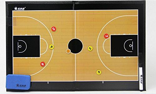 Giochi di tattiche di salute basket allenatore basket di addestramento del cavallo di piastra