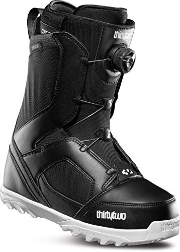 thirtytwo STW Boa '1 Snowboard Boots, Size 8, Black