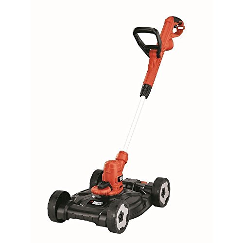 BLACK+DECKER ST5530CM-QS Coupe-bordures filaire - 2 vitesses - Tube...