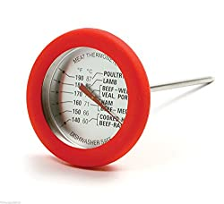 Food Safety Superhero Fighting Food-borne illness and food poisoning prevention - How To Select The best Food Thermometer