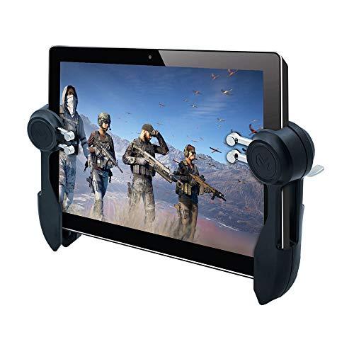 Mcbazel Spiele Controller 6 Finger L1 R1 Trigger Gaming Joystick Griff für Tablets zum Beispiel für Soiele wie Knives Out/PUBG/Call of Duty Kompatibel mit iPad/Android Tablet