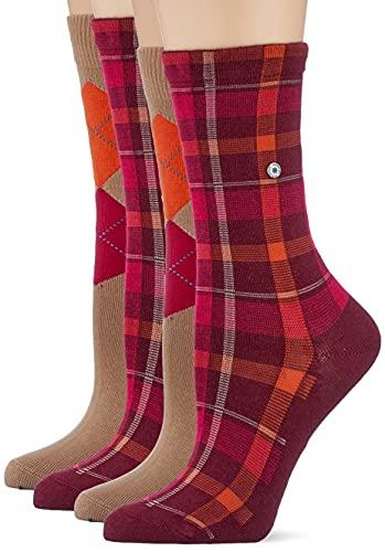 Burlington Damen Fashion Gift Tin W SO Socken, Mehrfarbig (Sortiment 0020), 36-41 (UK 3.5-7 Ι US 6-9.5)