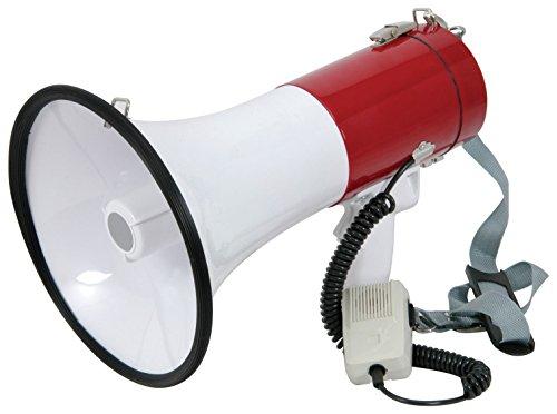 Pro Megaphone with Siren | 30W