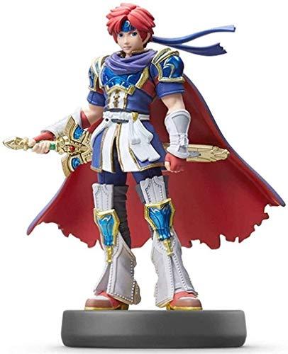 1yess Super Smash Bros. Amiibo: Roy Figurita!Figura de acción de la Serie...