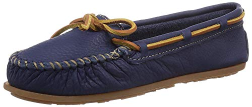 Minnetonka - Boat MOC - Taille 36 - Bleu