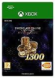 sword art online alicization lycoris 1300 sao coins standard | xbox one - codice download
