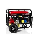 Best Generators - 3.75 kVA Portable Petrol Generator Review