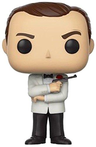 Funko Pop!- James Bond Figura de Vinilo (26248)