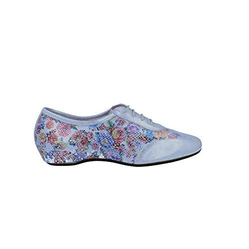 CALLAGHAN - Zapato Vestir Piel - Cuero para: Mujer Color: Marley Plata/ADRA...