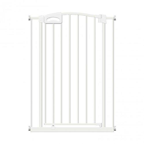 Puerta M/ágica Puerta Port/átil del Beb/é Cerca Malla Red Mascota Aislamiento Guardia de Seguridad Ni/ño Interior Puertas para Perros Puerta de la Escalera retr/áctil Interior para Perro Gato
