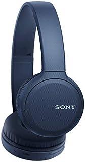 Sony WH-CH510 Wireless Headphones - Blue