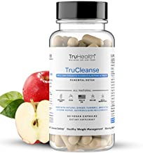 Apple Cider Vinegar Capsules w Garcinia Cambogia - for Weight Loss, Fat Synthesis, Detox & Bloating Relief - 60 ACV Keto Supplement Diet Boost Pills