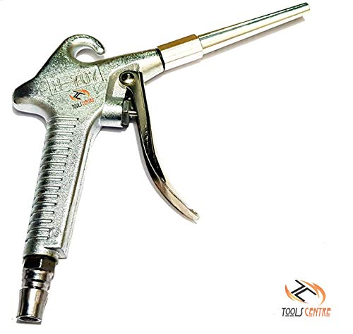 Great Deal! Tools Centre Metal Body Air Blow Gun Dust Gun