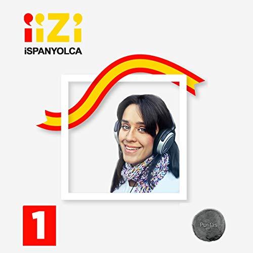 IIZI Ispanyolca 1 audiobook cover art