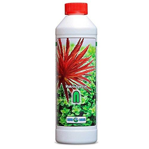 Makro Spezial N 1L I Wasserpflanzen-Dünger zur optimalen Versorgung von Wasserpflanzen im Aquarium