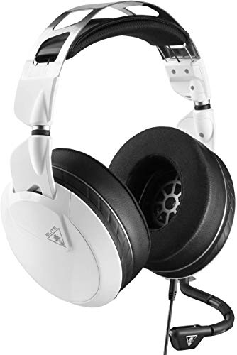 Turtle Beach Elite Pro 2 White Pro Performance Gaming Headset for...