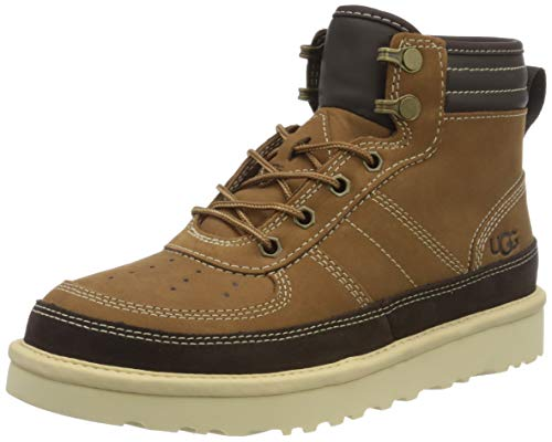 UGG Male Highland Sport Classic Boot, Chestnut, 9 (UK)