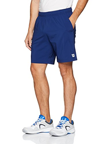 Wilson M Team 8 Short Pantaloncino, Uomo, Blu (Blue Depths), 2XL