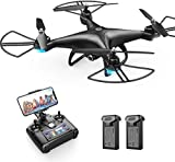 Holy Stone HS110D FPV RC Drone with 1080P HD Camera Live Video 120°