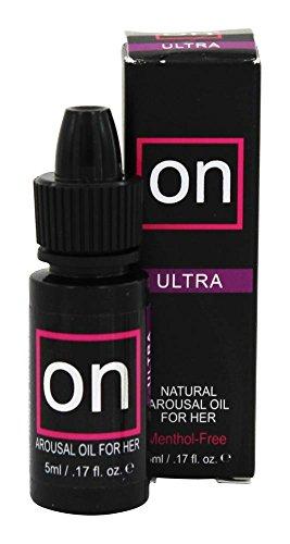 Sensuva - Sur l'huile normale d'éveil pour elle ultra - 0.17 once liquide