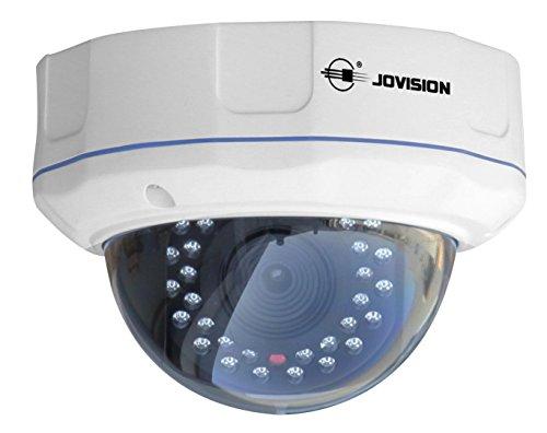 Jovision Full HD POE Cámara IP para interiores y exteriores, tipo: JVS-Cámara de exterior POE, 2MP, día y noche, DC n5dl, vigilancia, cámara de seguridad, detección de movimiento, alarma de correo electrónico