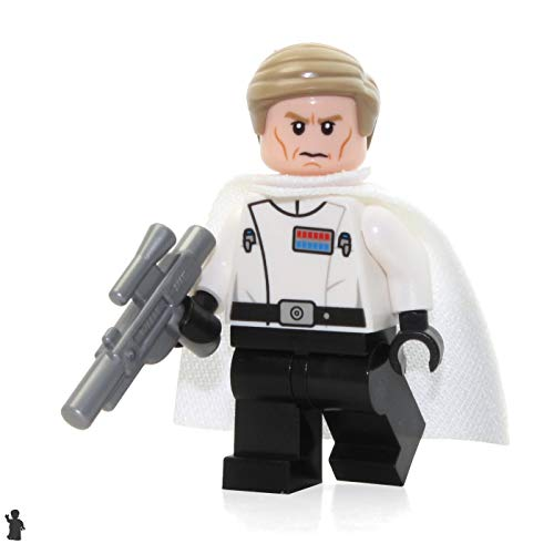LEGO Star Wars: Rogue One - Director Krennic Minifigure with Cape and Blaster Pistol 2016