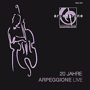 20 Jahre Arpeggione Live