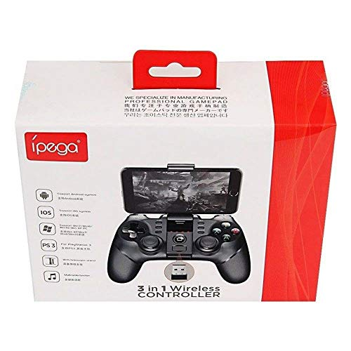 Controle Ípega PG 9076 Bluetooth Gamepad para Android, TV