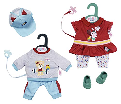 BABY born Kleines Freizeit Outfit 36cm, Rosa