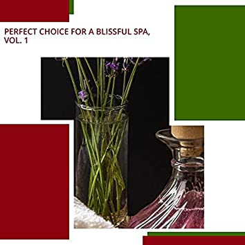 Perfect Choice For A Blissful Spa, Vol. 1