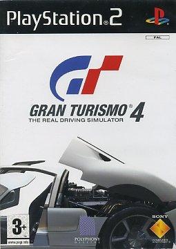 Gran Turismo 4 (Gt4)