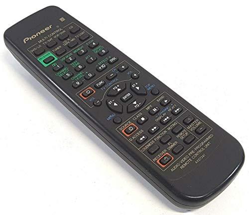 Pioneer AXD7247 AXD7246 Audio/Video Heimkino-Fernbedienung mit Modellen: VSX-D309 VSX-D409 VSX-D510