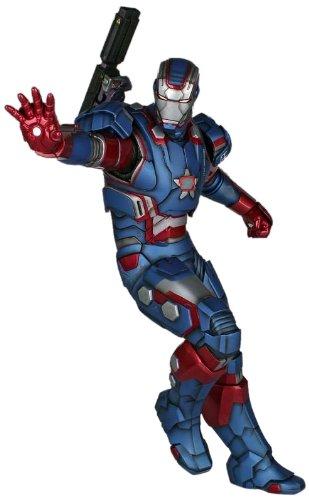 Animewild Gentle Giant Marvel Iron Patriot 1/4 Scale Statue image