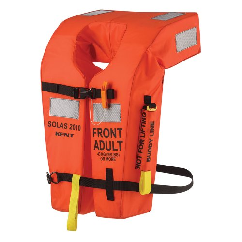 Why Choose 1 - Kent USCG/SOLAS Type 1 Vest - Orange