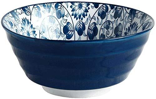 WOHAO Fête des Enfants de la Vaisselle Salade, Riz, pâtes ou Bols, Micro-Ondes et Lave-Vaisselle, capacité de Fluide Ounce, des Dessins et modèles colorés