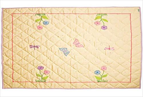 Win Green Couvre-lit Petit Papillon