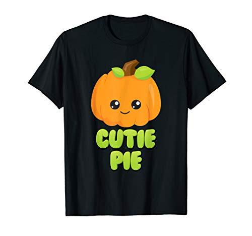 Süßer Kürbiskuchen! Lustiger Halloween Kawaii Kürbis T-Shirt