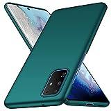 ORNARTO Hülle für Samsung S20 Plus, S20+ Ultra Dünn Schlank Anti-Scratch FeinMatt Einfach Handyhülle Abdeckung Stoßstange Hardcase für Samsung Galaxy S20 Plus(2020) 6,7 Zoll Grün