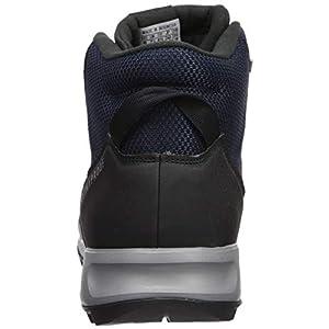 adidas outdoor Men's Terrex Tivid MID CP Boot, COL Navy/Black/Grey Three, 10 D US