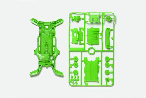 Tamiya AR fluorescent ensemble de châssis de couleur (vert) [quatre roues motrices mini limite]